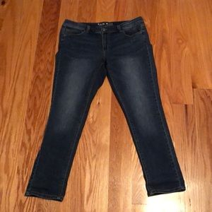 Jeans White House Black Market size 14
